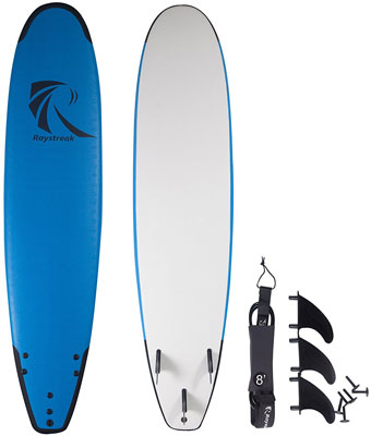 Raystreak surfboard