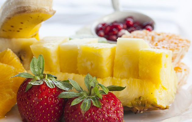 fresh fruit and blood sugar levels