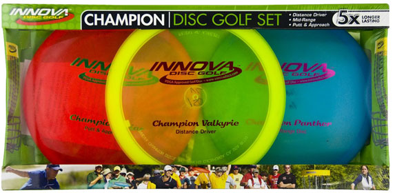 Innova Champion Material Disc Golf