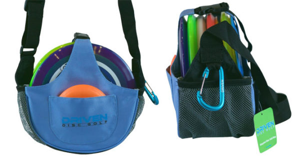 Slingshot Disc Golf Bag by Driven