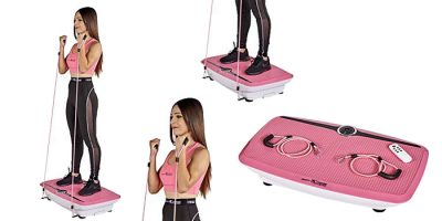 Body Xtreme Fitness Whole Body 3D Vibration Platform