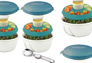Stay Fit Deluxe Salad Kit