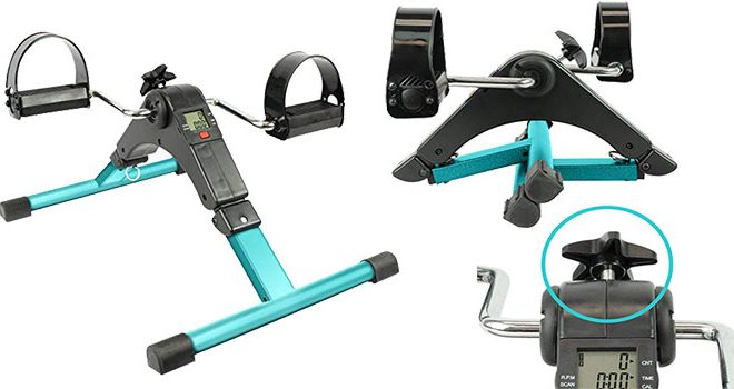 Vive Pedal Exerciser Review