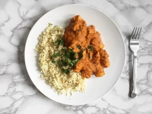 Keto Butter Chicken