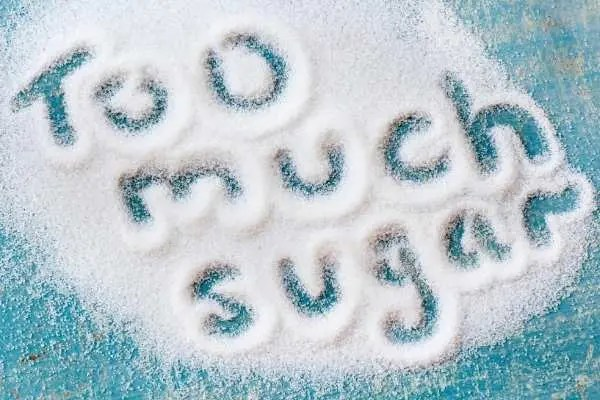 too much sugar worst foods for fibroids