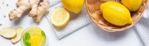 Does drinking lemon water break a fast?