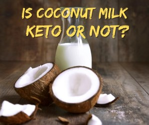 Read more about the article Is Coconut Milk Keto or Not?
