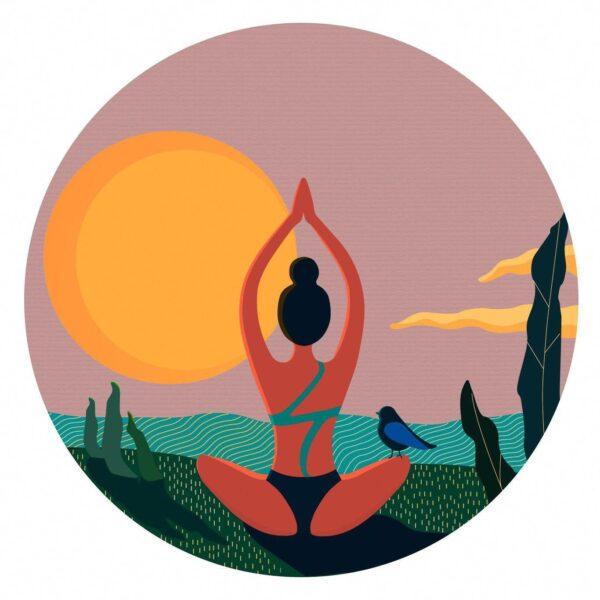 Yoga practice everyday