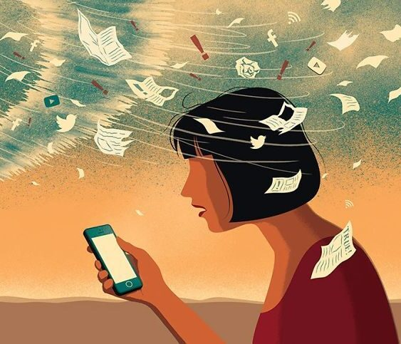 The bad Influence of Social media in our Life. 4 ways to cut off the negative influence.