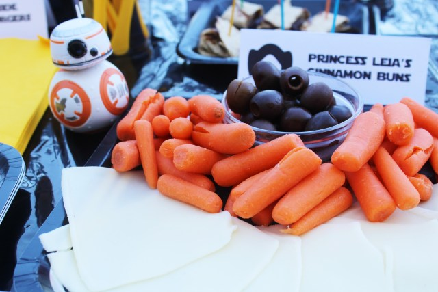 Easy and Healthy Star Wars Party Food Ideas