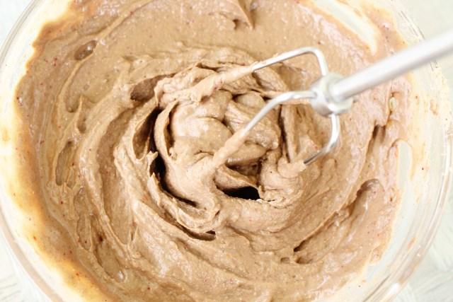 2-Ingredient Easy Vegan Chocolate Frosting