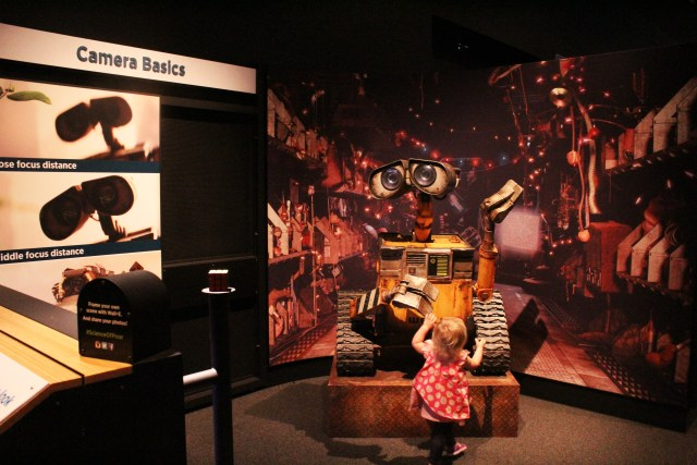 An Inside Look at The Science Behind Pixar Exhibition