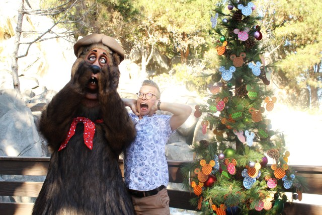 Disneyland Resort's Festival of Holidays 2016