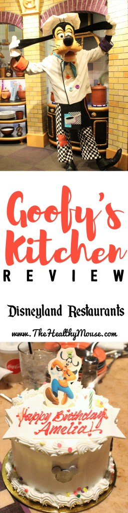 A review of Goofy's Kitchen at the Disneyland Hotel - Disneyland Restaurants - Disney Restaurant Review - Goofy's Kitchen Review