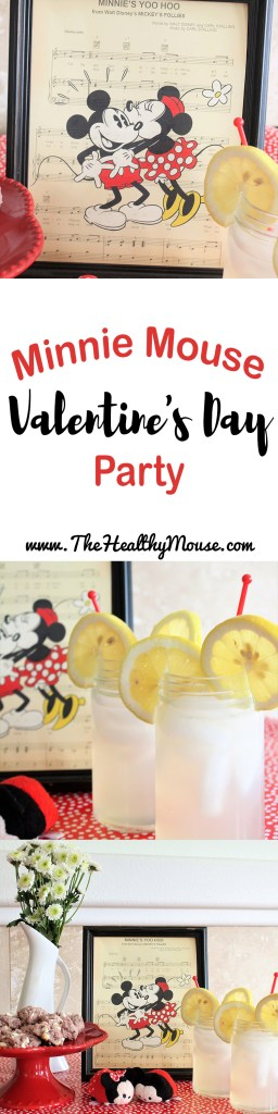 My Minnie Valentine: A Minnie Mouse Valentine's Day Party : Disney Valentine's Day, Disney party, Minnie Mouse party, Polka Dot Party, National Polka Dot Day, Minnie Mouse cookies, Minnie Mouse Valentine's day party