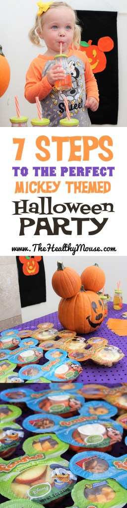 7 Steps to the Perfect Mickey Themed Halloween Party - Mickey Halloween - Disney Halloween DIY - Mickey Halloween - Toddler Halloween