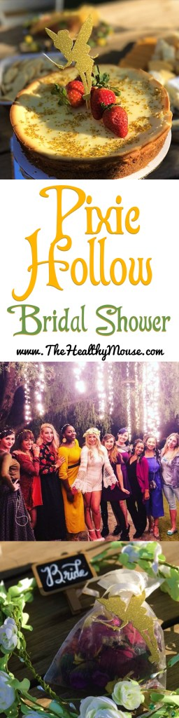 A Pixie Hollow Bridal Shower - Fairy bridal shower - Los Angeles Bridal Shower ideas - Malibu Wines
