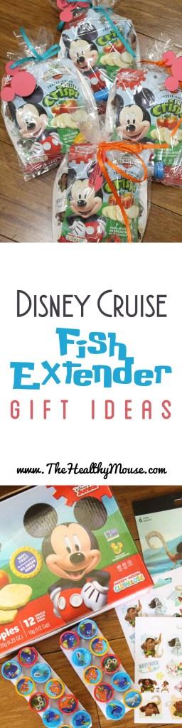 Disney Cruise fish extender gift ideas!