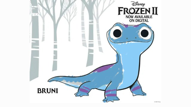 Printable Frozen 30 Coloring Pages Plus Other Frozen Activities at