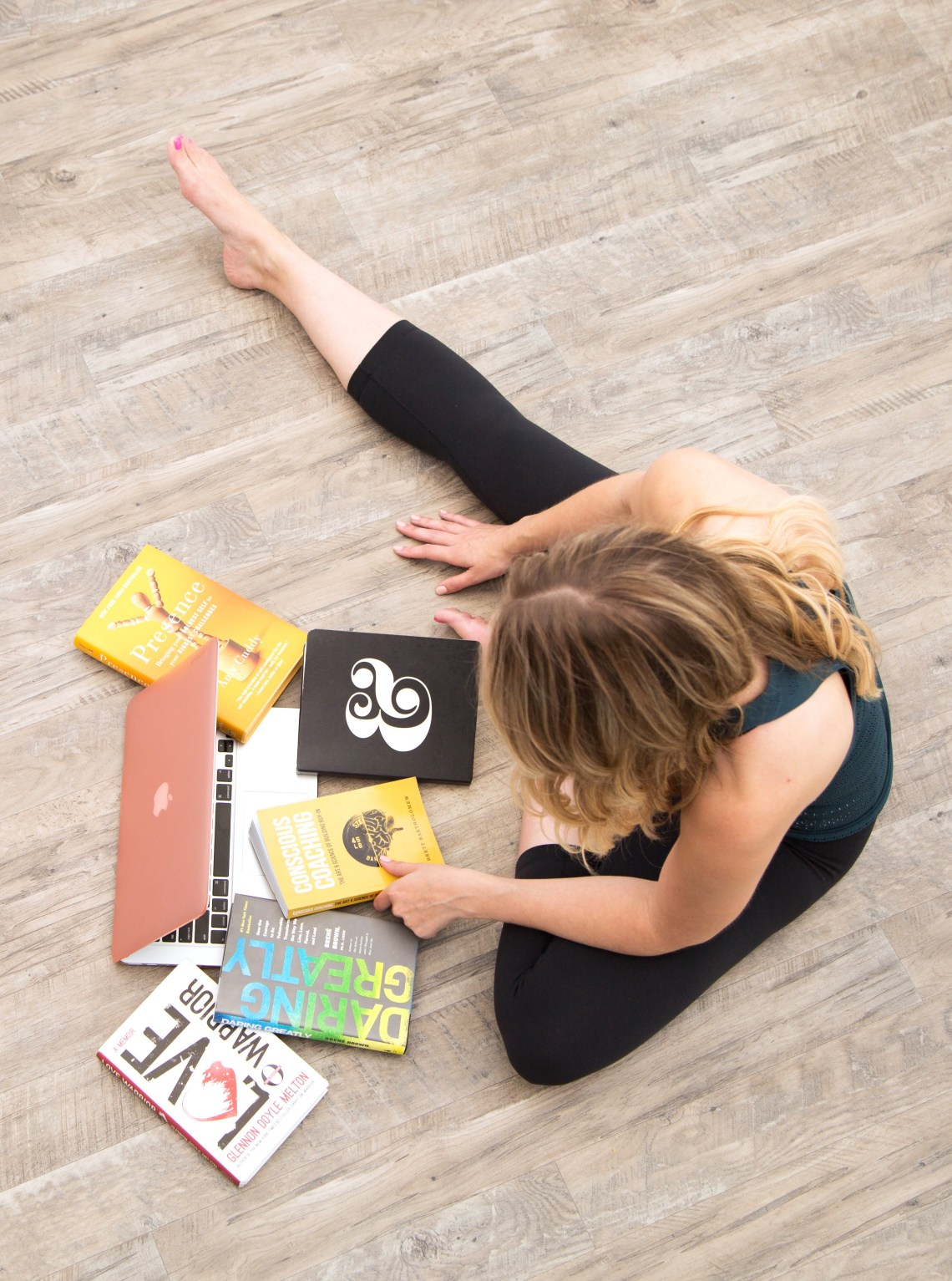 5 Books That Made Me Grow-Emma Jack, a well-accomplished physiotherapist discusses 5 books that helped her grow both personally and professionally.