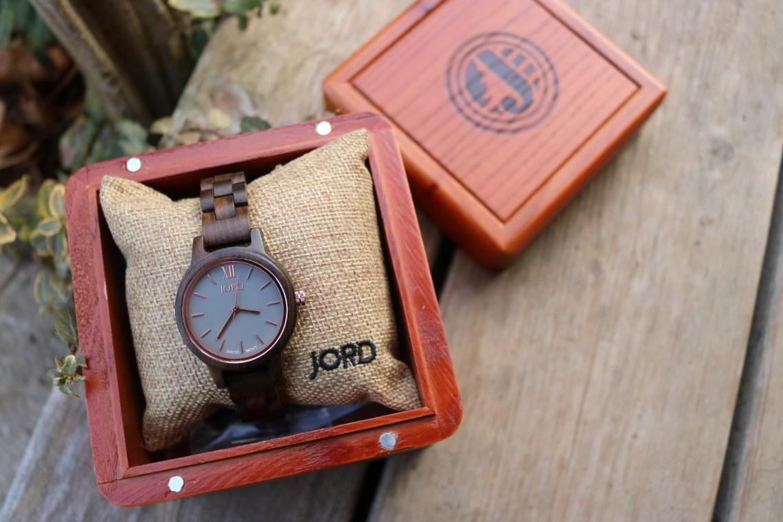 JORD Wood Watches - Frankie 35
