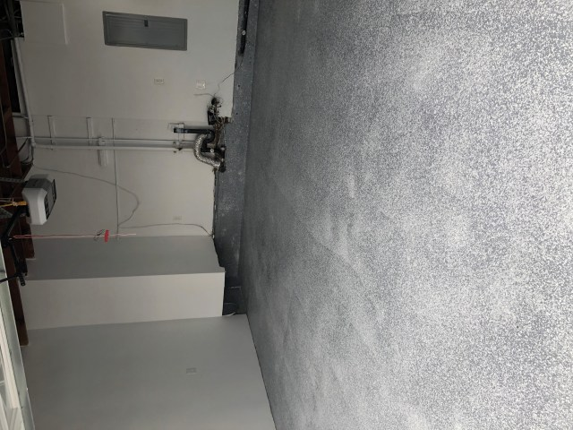 Garage After Floors