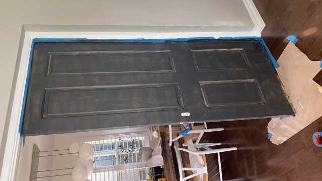 First Coat