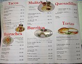 IMG_5054 Tacos Lupita Menu back