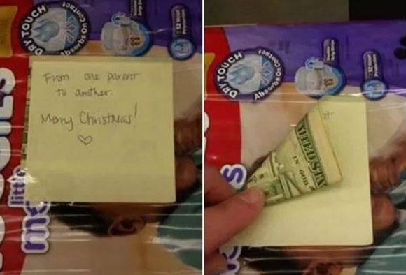 She Thought It Was A Simple Coupon – What Came Next Moved Us To Tears