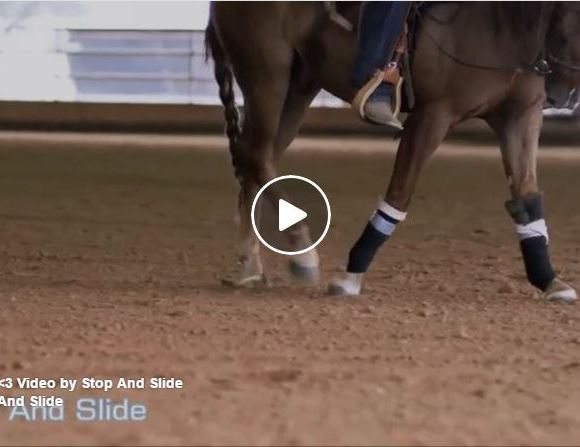 Fast Circles And Long Slides  – The Passion That Is Reining!