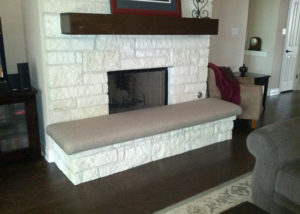 Hearth Covering For Safety And Beauty Custom Designed
