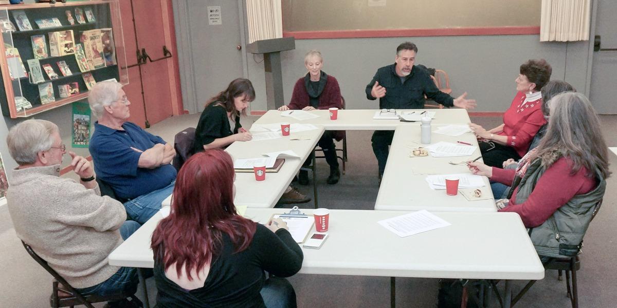 Umpqua Story Volunteers