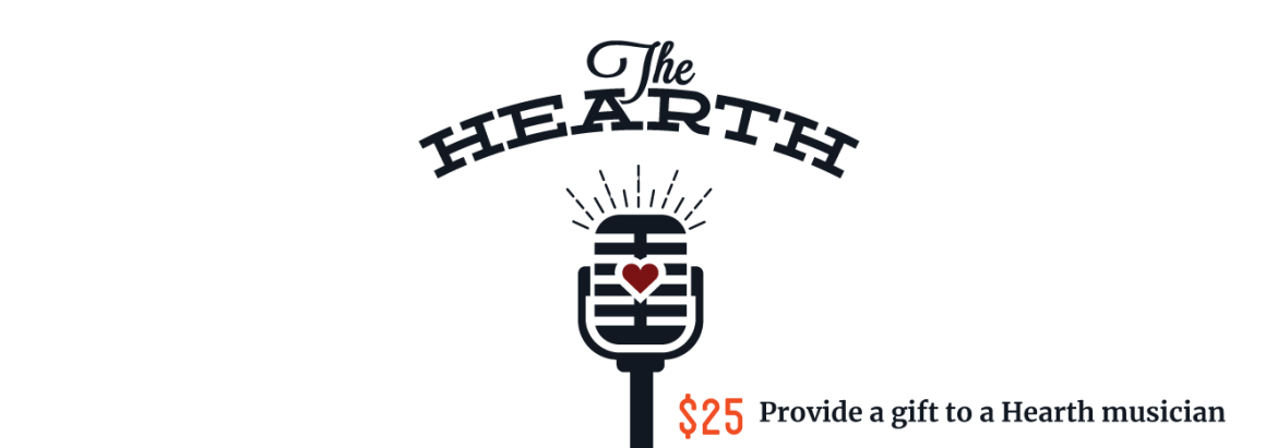 $25 Provide a gift to a Hearth musician