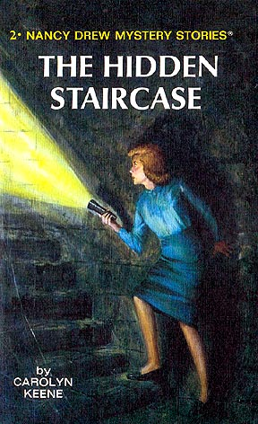 the hidden staircase - theheartofabookblogger