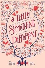 a little something - theheartofabookblogger