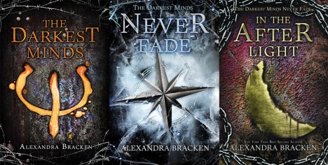 the darkest minds trilogy - theheartofabookblogger