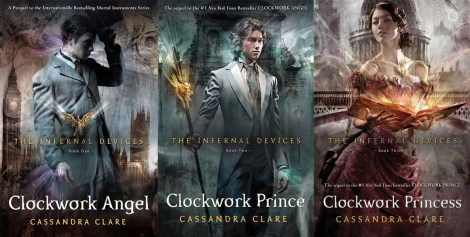 the infernal devices - theheartofabookblogger