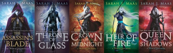 throne of glass series - theheartofabookblogger
