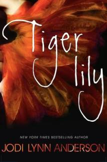 tiger lily - theheartofabookblogger