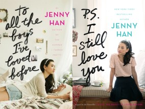 to all the boys i've loved before - theheartofabookblogger