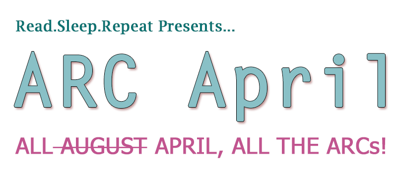 arc april - theheartofabookblogger