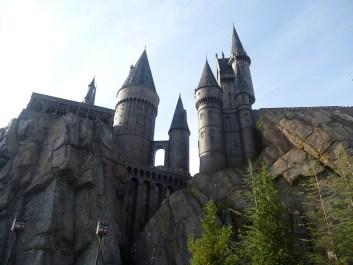 hogwarts castle- theheartofabookblogger