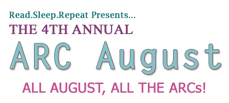 arc august - theheartofabookblogger