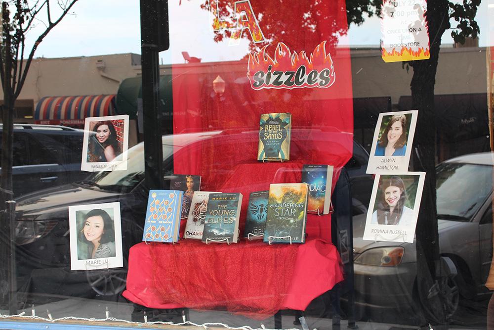 la sizzles - theheartofabookblogger