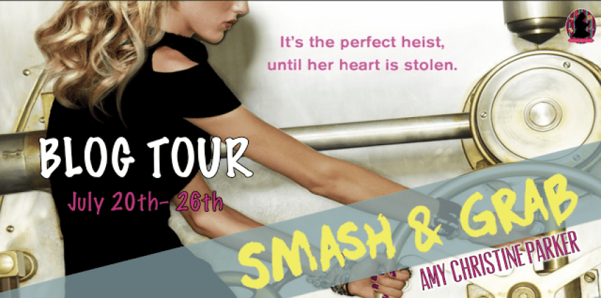 smash & grab blog tour - theheartofabookblogger