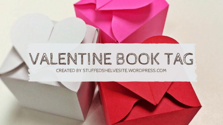 Valentine Book Tag