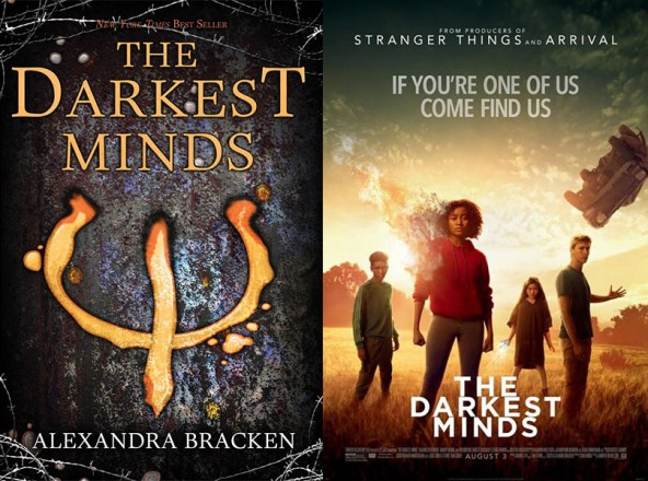 book vs movie the darkest minds the heart of a book blogger