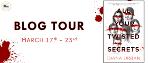 All Your Twisted Secrets Blog Tour