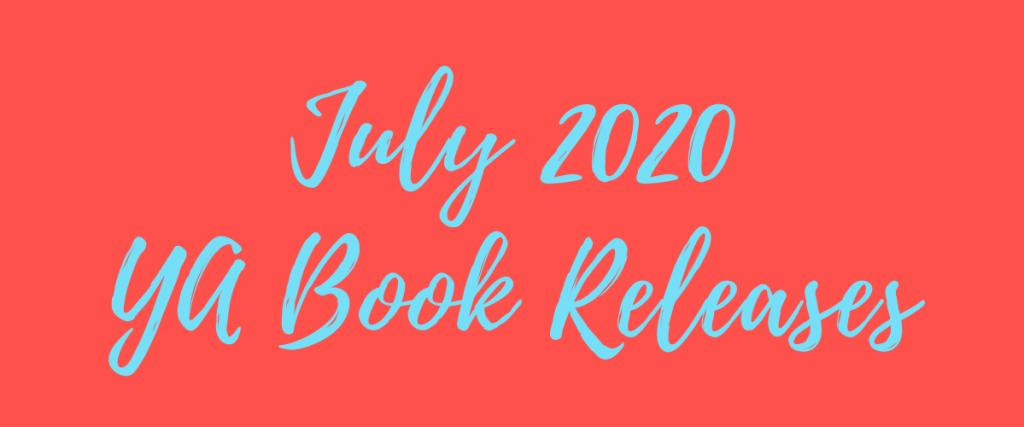 July 2020 YA Books Releases