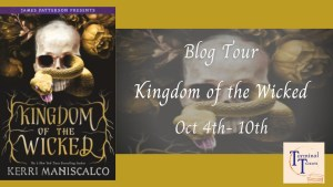 Kingdom of the Wicked Blog Tour